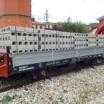 Pianale ferroviario m 6