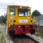 Motocarrello ferroviario